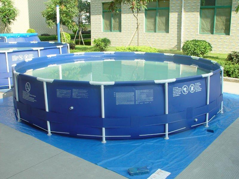 Piscina arma o piscina redonda outros produtos de - Piscinas de plastico ...