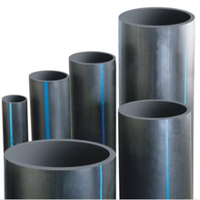 Industrial Plumbing Material 125mm 140mm 150mm HDPE Pipes Price