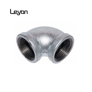 "30 degree pipe elbow 90 degree elbow pipe fittings bspt malleable iron 1/4"" equal elbowfor gas"
