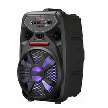 Grosir Murah 8 Inch Portable <span class=keywords><strong>Speaker</strong></span> 10 W 2200 MAh Isi Ulang Plastik <span class=keywords><strong>Speaker</strong></span> untuk <span class=keywords><strong>Komputer</strong></span> PC, IPad, Ponsel