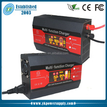 LI/lead acid / gel battery charger