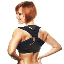 Accept Paypal neoprene posture corrector to Improve Bad Posture