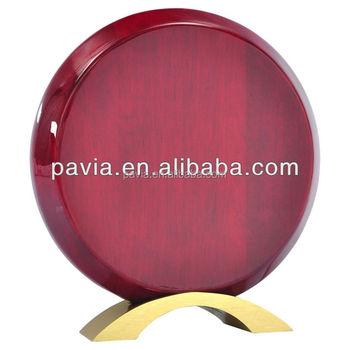 Superb Hot Sell Solid Wood Round Shape Award Plaque With Base In Cherry Finish Buy Handmade Wooden Plaque Luxury Wooden Trophies Wooden Decorative Item Andrewgaddart Wooden Chair Designs For Living Room Andrewgaddartcom