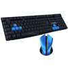 Manufacturer classic streamlined design custom multiColored Multimedia USB Wireless Keyboard with floating keycaps