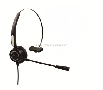 High Quality Noise Cancelling Call Center Headset With Usb/rj11/rj9/dc3 5mm  Plug For Call Center Or Voip System - Buy Call Center Headset,Usb