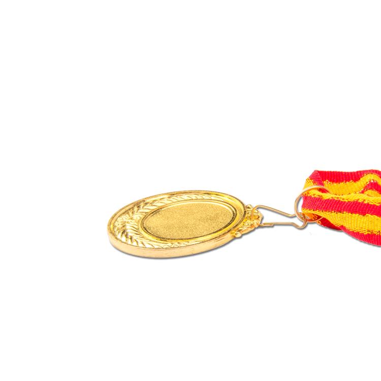 Feitos sob encomenda Baratos Em Branco Liga de Zinco Medalhas Do Esporte