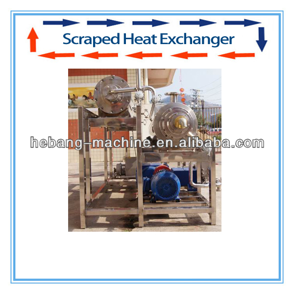OEM SSHE copper brazed plate heat exchanging machine
