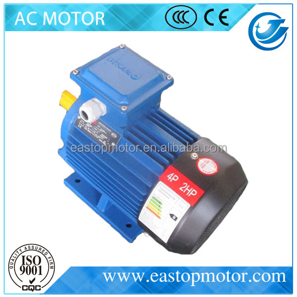 CE Approved Y3 alpak induction motor for petroleum with Aluminum-bar rotor