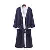 Modern hotel terry towel bath robe with high quality
