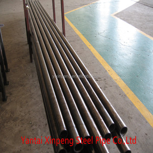 cold drawn cold rolled seamless steel pipe for Building construction