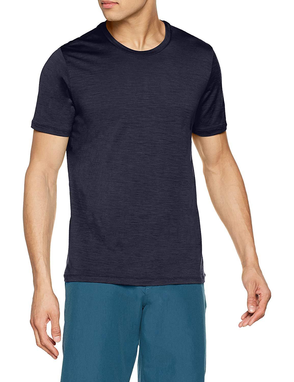 Icebreaker Tech Lite Short-Sleeve Crew Shirt - Men's
