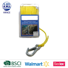 easy to dispense spool Plated steel snap sailing rope