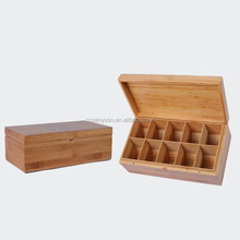 Skillful Manufacture Tea Wooden Box