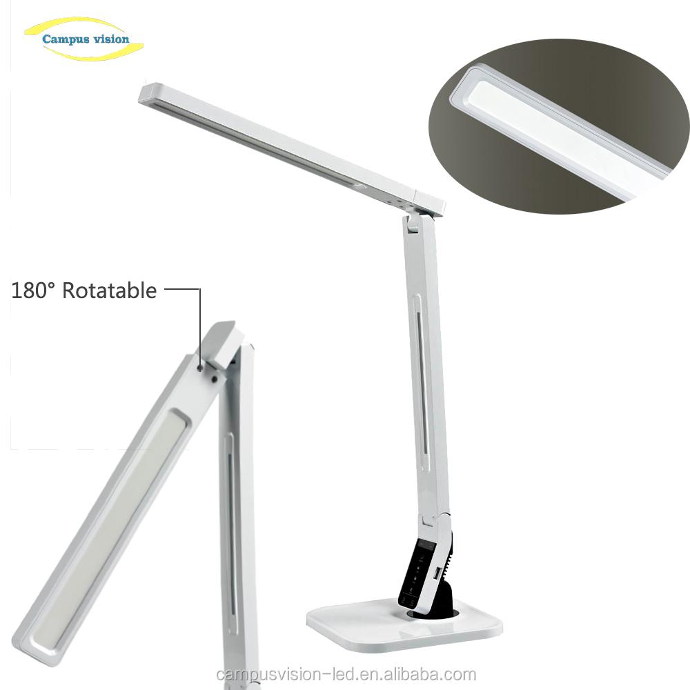 Led Flexible Bed Reading Light Desk Lamp With Natural Soft Light ...