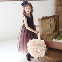 Kids Girls Tulle Dancing Tutu font b Dress b font Sequins font b Fancy b font