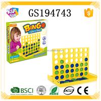 2 Player Quarto Bingo Game Toy For Children Educational Chess Toy