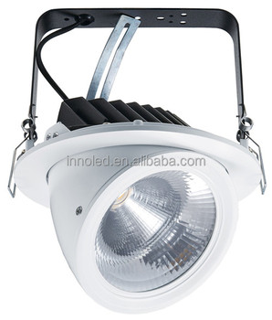 LED COB Spot Lighting Downlight with anti-glare lens