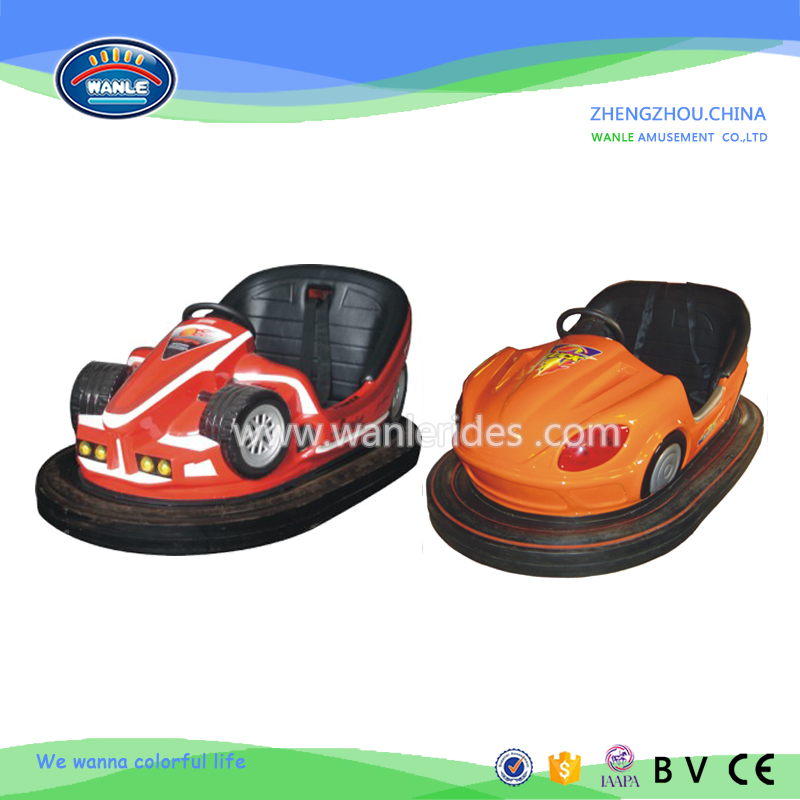 Wanle bumper car used amusement games for sale