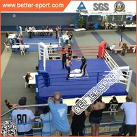 4m 5m 6m 7m different sizes certified thai boxing ring