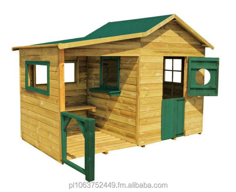 casa madera para nios ela casa de juegos para nios