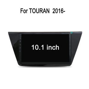10.1 inch Quad Core Android Car multimedia player dvd recorder for VW 2016 Touran BT gps radio car stereo