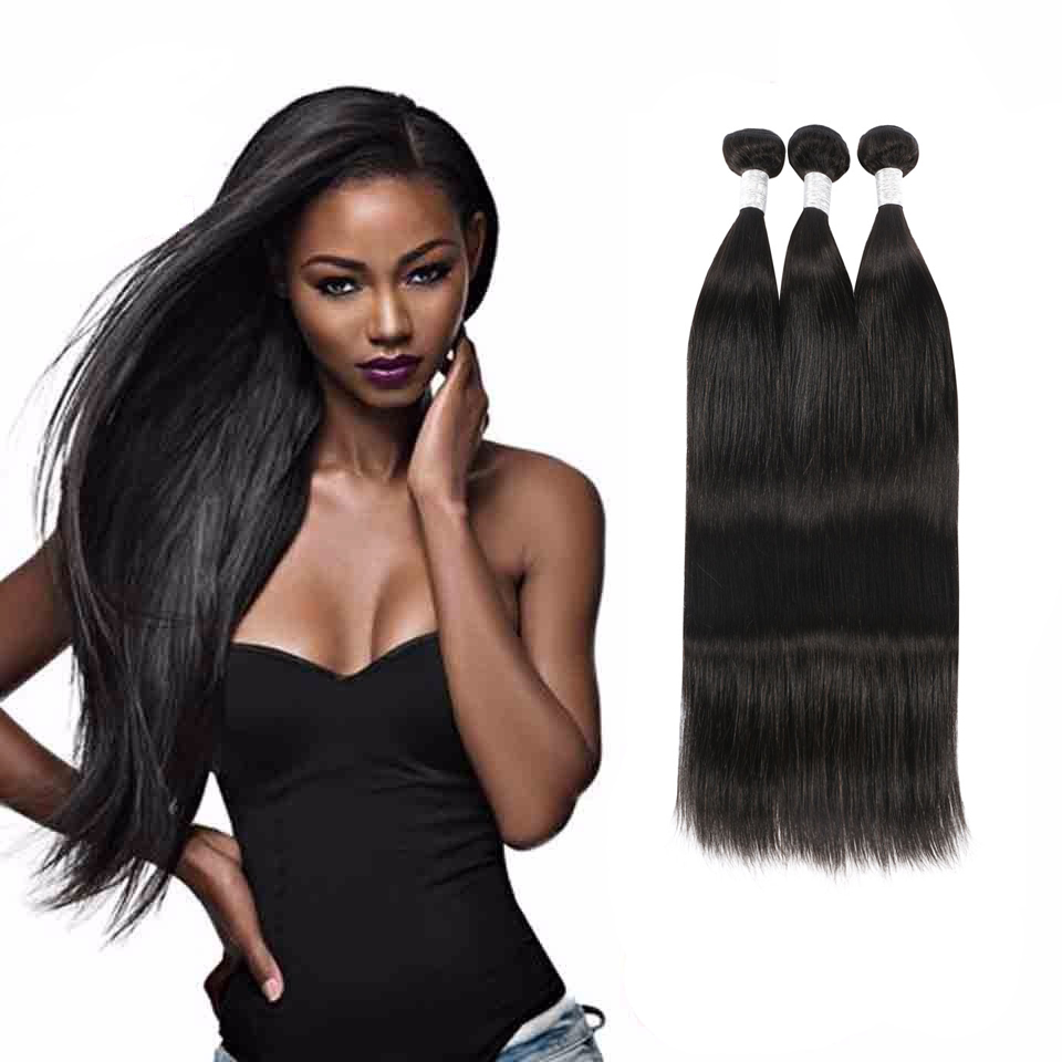 Top high quality unprocessed cheap 9A grade remy mink straight virgin human cuticle aligned brazilian hair from girls, N/a