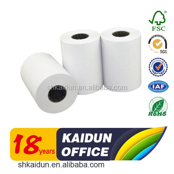 Factory whole sale 80mm*50mm Thermal Printer Paper Roll/ 80mm