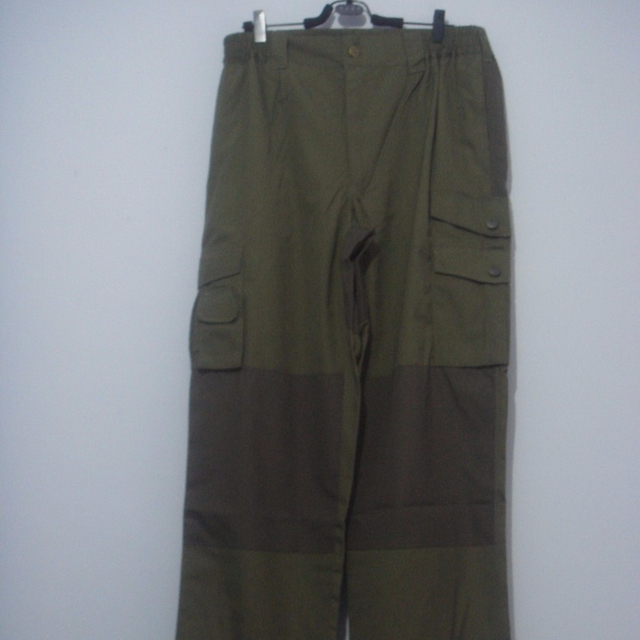 work pants with knee pad