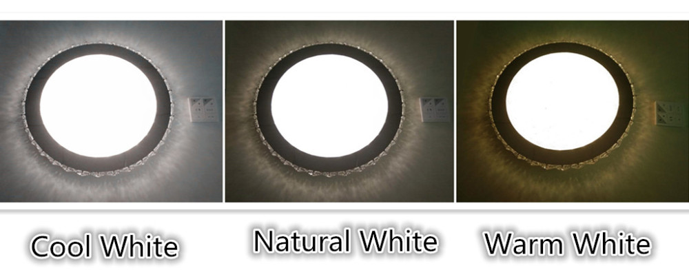Low Price Professional Dimmable 50w Indoor Ultra Slim round PC Frame Wall Recessed Led Panel Lights