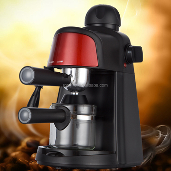 2016 Hot Sale 4 Cups 3.5 Bar Steam Italian Espresso Coffee Maker