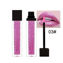 11 farben Private Label Metallic Lip Make-Up Großhandel Glitter <span class=keywords><strong>Lipgloss</strong></span>