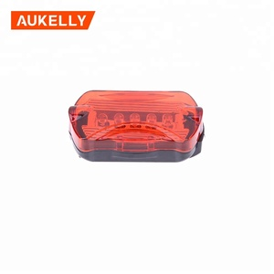 Usb Bike Tail Light bicycle Smart Brake Sensor Taillights MTB Road Cycle Rear Led Bicycle Back Lights