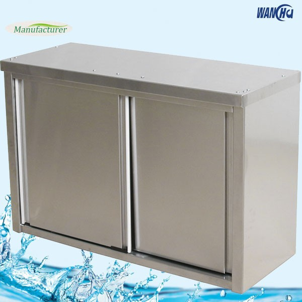 Germany kitchen wall cabinet stainless steel kitchen for Sliding door manufacturers