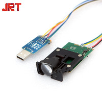100m Laser distance measurement sensor UAR TTL with USB