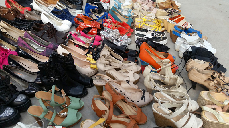Bulk Sale Of Used Shoes In Los Angeles