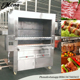 commercial charcoal rotisserie,best quality barbecue machine/Brazilian Grill machine