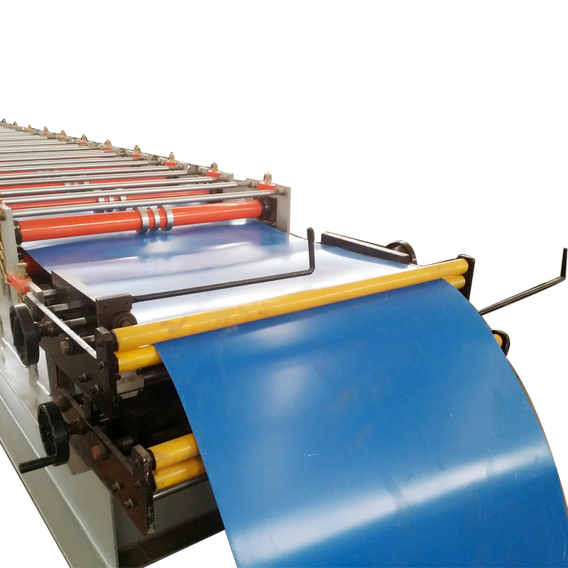 Roof Use Double Layer Corrugated Profile Steel Roofing Sheet Roll Forming Machine Roof Tile Making Machine Price