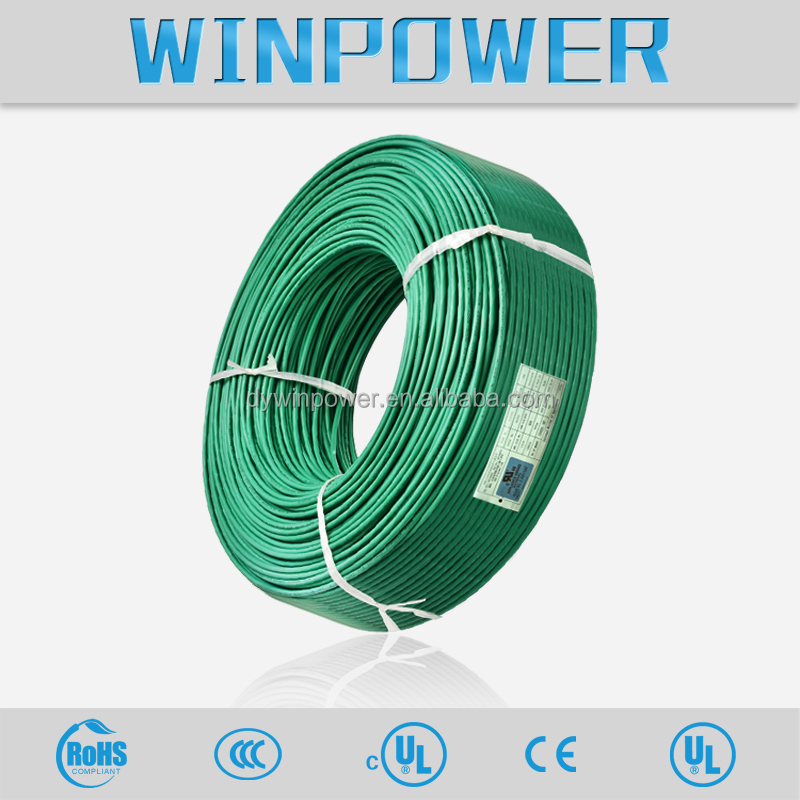 UL 1015 22awg pvc electrical lead wire