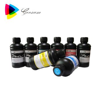 UV ink for epson L1800 UV led printer, View UV ink for epson L1800, Netural  Product Details from Shenzhen Goosam Technology Co , Ltd  on Alibaba com