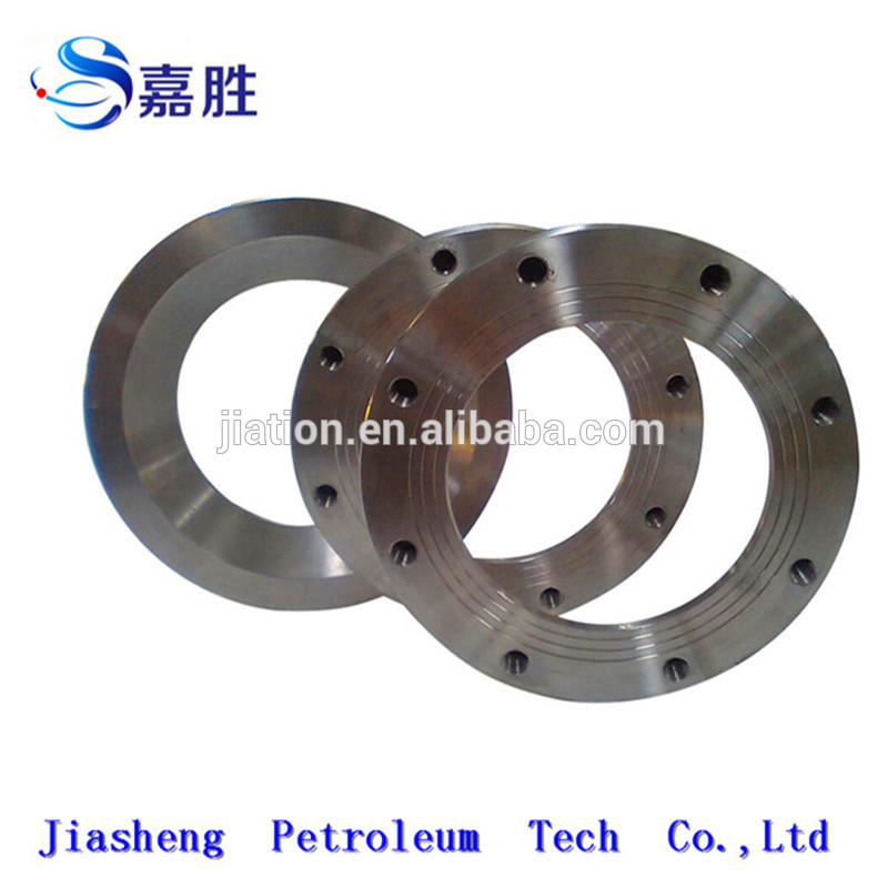 API valve iron flange stainless steel flange weight for iron flange