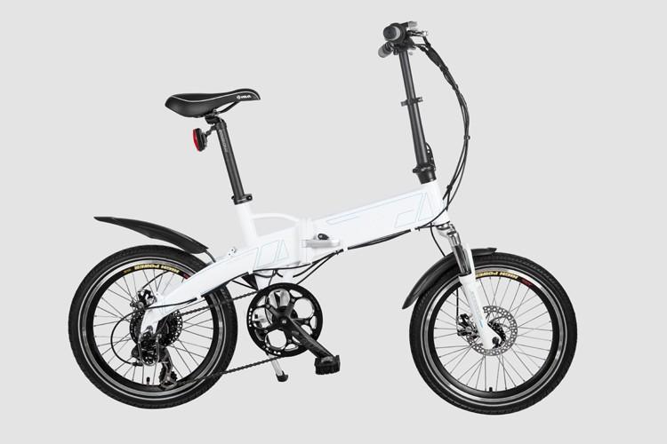 Wholesale 20 Inch Cheap Electric Folding Bike Electric