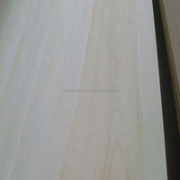 Furniture Boards/soft Wood Paulownia Wood Price