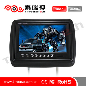 9 inch headrest monitor for car