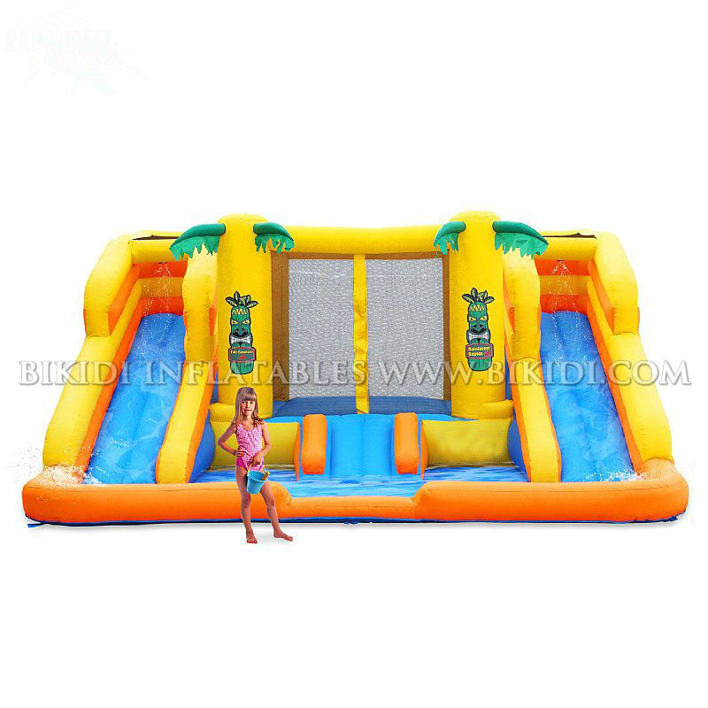 Rainforest Rapids Bounce, bounce House & Water Park H1006