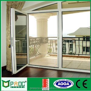 Hot sale bedroom entry aluminum wood casement door designs pictures