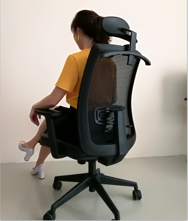 Traditional disassemble office chair best cheap office staff working chair