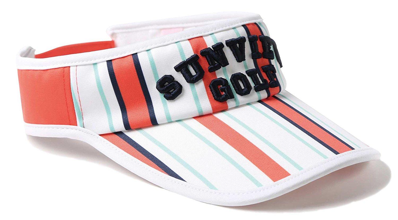 Get Quotations · SVG 2016 Women s Floral Print Summer Visors Hat Ladies Golf  Cap Sport Cap a9bea33c467