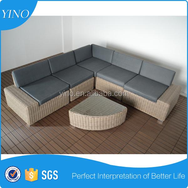 Home design moderneindoor en outdoor meubilair bankstel vl1107 woonkamer sofa product id - Sofa smeedijzeren ...