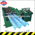 Two waves Cold Rolled highway guardrail roll Forming Machine
