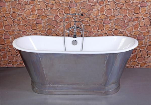 hei en zwei personen freistehender badewanne gusseisen porzellan badewanne badewanne produkt id. Black Bedroom Furniture Sets. Home Design Ideas